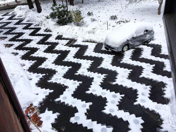 Kar Yagisi Sonrasi Medyana Gelen Ilginc Resimler 15